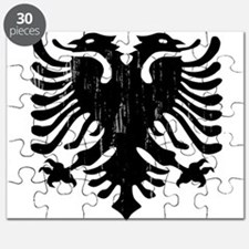 albania_eagle_distressed.png Puzzle