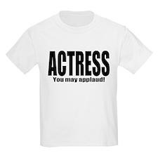 """ThMisc """"Actress"""" T-Shirt"""