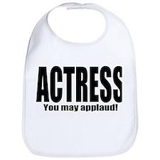 "ThMisc ""Actress"" Bib"