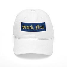 Scotch Neat Baseball Cap