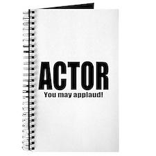"""ThMisc """"Actor"""" Journal"""