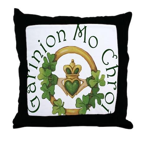Beloved Grand-daughter Throw Pillow