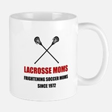 Lacrosse Frightening Soccer Moms Mugs