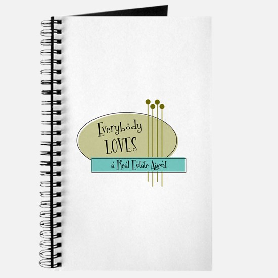 Everybody Loves a Real Estate Agent Journal