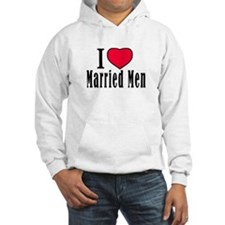 I Love Married Men Hoodie