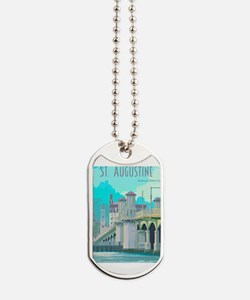 Funny Florida Dog Tags
