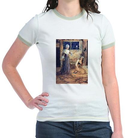 Sowerby's Cinderella Jr. Ringer T-Shirt