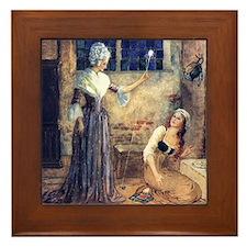 Sowerby's Cinderella Framed Tile