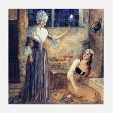 Sowerby's Cinderella Tile Coaster