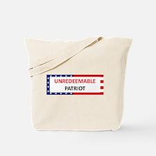 unredeemable deplorable Tote Bag