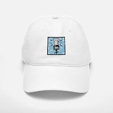 Anti Blue Mic Baseball Baseball Cap