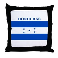 Cute Honduras Throw Pillow