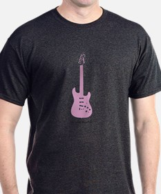 Anti Pink Guitar T-Shirt