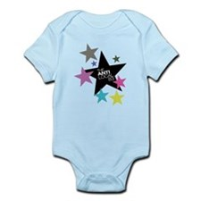 Anti Stars Infant Bodysuit
