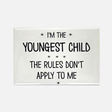 YOUNGEST CHILD 3 Magnets