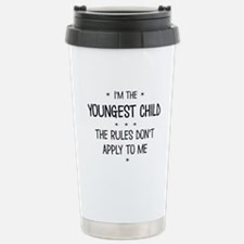 YOUNGEST CHILD 3 Travel Mug