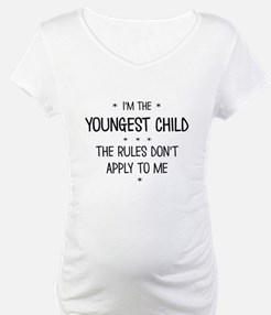 YOUNGEST CHILD 3 Shirt