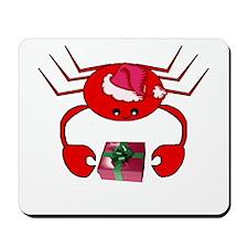 Crab w/gift Mousepad