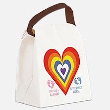 Unique Still Canvas Lunch Bag