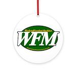 WFM Ornament (Round)