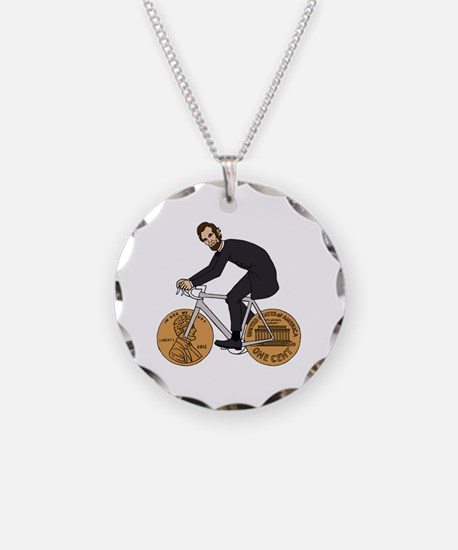 Cute Abe Necklace
