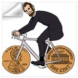 Abe lincoln Wall Decals