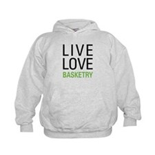 Live Love Basketry Hoodie