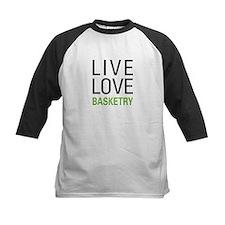 Live Love Basketry Tee