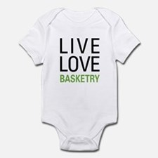 Live Love Basketry Infant Bodysuit