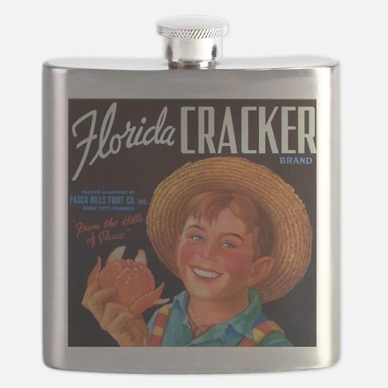 Unique Florida Flask