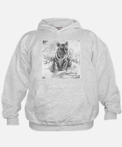 Young Siberian Tiger Hoodie