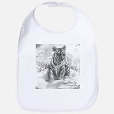 Young Siberian Tiger Bib