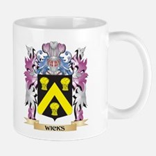 Wicks Coat of Arms - Family Crest Mugs