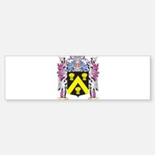Wicks Coat of Arms - Family Crest Bumper Bumper Bumper Sticker
