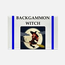 Backgammon joke Magnets