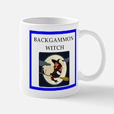 Backgammon joke Mugs