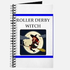 Roller Derby joke Journal