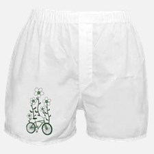 Funny Growing flowers Boxer Shorts
