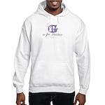 G is for goddess Hooded Sweatshirt