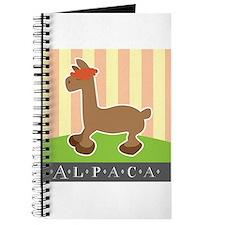 The Sleepy Alpaca Journal