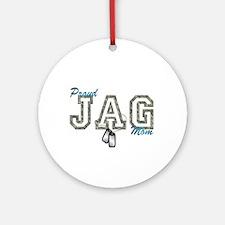 jag mom Ornament (Round)