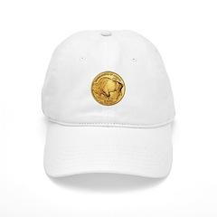 Gold Buffalo Baseball Cap