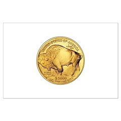 Gold Buffalo Posters