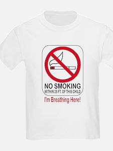 No Smoking (Child) T-Shirt