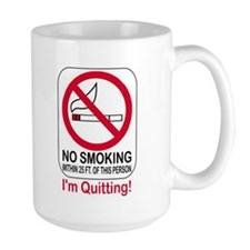 No Smoking Mug