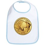 Gold Buffalo Bib