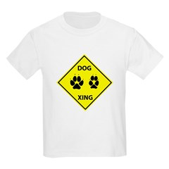 Dog Crossing T-Shirt