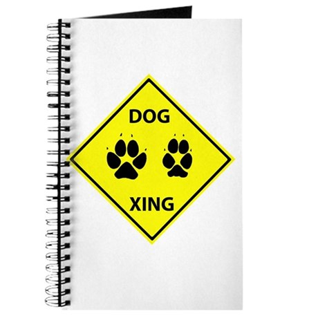 Dog Crossing Journal