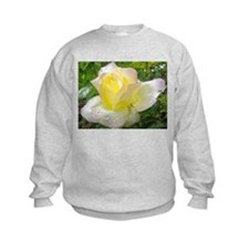 Unique Rose flower Sweatshirt