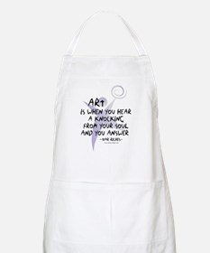 Art and Soul BBQ Apron
